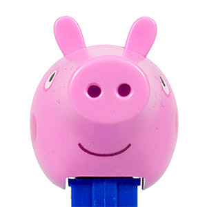 PEZ - Animated Movies and Series - Peppa Pig - George Pig