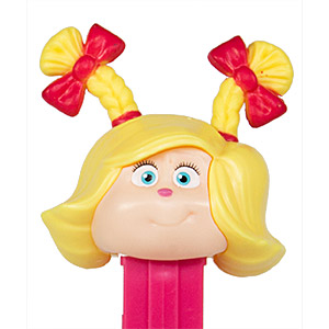 PEZ - Animated Movies and Series - Grinch - Cindy Lou Who