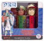 PEZ - Stranger Things Twin Pack Lucas and Dustin