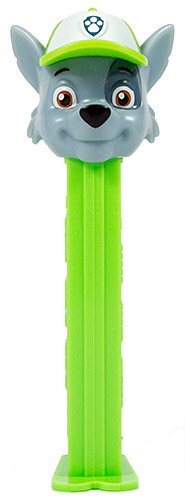 PEZ - Animated Movies and Series - Paw Patrol - Rocky