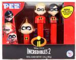 PEZ - Incredibles 2 Triple Pack