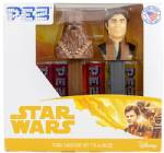 PEZ - Twin Pack Chewbacca C and Han Solo