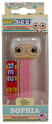 PEZ - Funko POP! - Golden Girls - Sophia