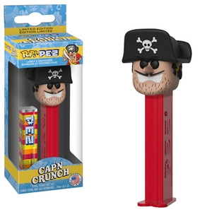 PEZ - Ad Icon - Jean LaFoote - Skull with black eyes - A