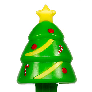 PEZ - Christmas - Christmas Tree