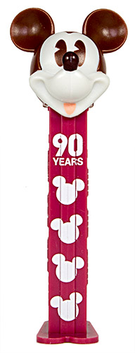 PEZ - Disney Classic - 90 Years - Mickey Mouse - I
