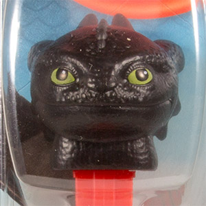 PEZ - Animated Movies and Series - Dragons - Toothless