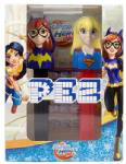 PEZ - Twin Pack Supergirl & Harley Quinn  Euro Release