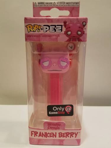 PEZ - Funko POP! - Ad Icon - GameStop - Franken Berry