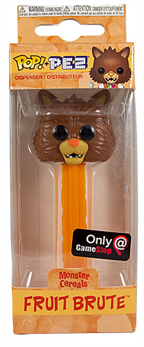 PEZ - Funko POP! - Ad Icon - GameStop - Fruit Brute