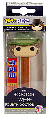 PEZ - Funko POP! - Doctor Who - 4th Doctor - Male, Hat