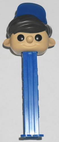 PEZ - Funko POP! - PEZ Pals - Boy with Cap - Blue Cap, Black Hair