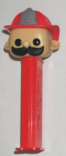 PEZ - Funko POP! - PEZ Pals - Firefighter - Red Hat