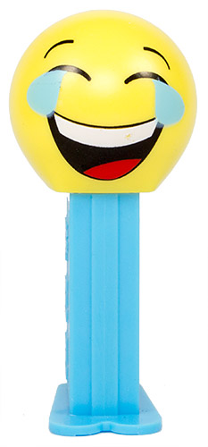 PEZ - Funky Faces - Emoji - Jijonenca - Lol'ing - Mini