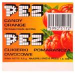 PEZ - Fruit Orange F-A 08