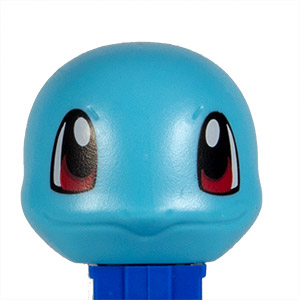 PEZ - Animated Movies and Series - Pokémon - Squirtle