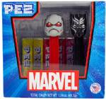 PEZ - Twin Pack Ant-Man & Black Panther  US Release