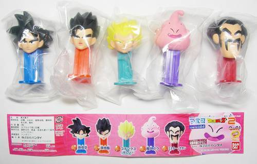 PEZ - Mini PEZ - Dragon Ball Z 2 #30 - Mr. Satan