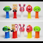 PEZ Mini PEZ - Gachapin and Mukku 1 #18