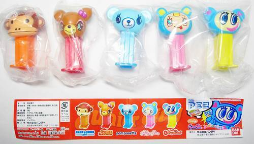 PEZ - Mini PEZ - Junior City 1 #14 - Angel Blue - A