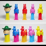 PEZ Mini PEZ - Rody #12
