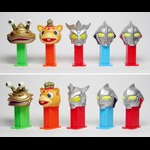 PEZ Mini PEZ - Ultraman 3 #11